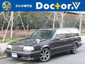 ボルボ 850エステート 850Rエステート 特別限定車 当店買取 電動SR 保証付