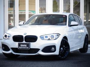 BMW 1シリーズ 118d Mスポーツ エディションシャドー ブラウンレザーシート ACC 黒18インチアルミ タッチナビ バックカメラ コンフォートアクセス 2.0ETCミラー ブラックキドニーグリル コンフォートアクセス ドライブレコーダー