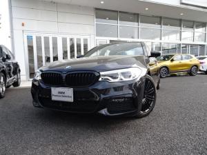 BMW 5シリーズ 523i Mスポーツ ミッションインポッシブル 19インチアルミ ハーマンカードンサラウンドシステム Mパフォーマンス製ブラックキドニーグリル ピアノブラックトリム ヘッドアップディスプレイ 地デジ付タッチパネル式ナビ