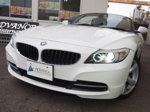 BMW Z4 sDrive23i ハイライン黒革電動メタルTOP17AW