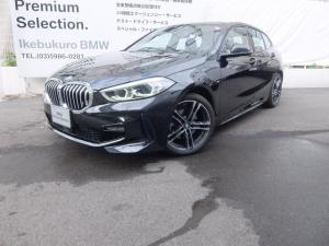 BMW 1シリーズ 118i Mスポーツ 純正ナビPKG コンフォートPKG 18インチアルミホイール ドライバーズアシスト パーキングアシスト 電動リアゲート