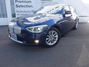 BMW 1シリーズ 116i スタイル 純正ナビ