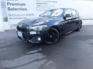 BMW 1シリーズ 118d Mスポーツ エディションシャドー 特別仕様車