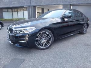 BMW 5シリーズ 523d Mスポーツ 19インチMライトアロイホイール フロントシートランバーサポート