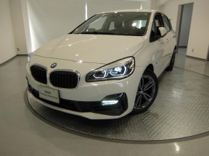 BMW 2シリーズ 218iアクティブツアラー スポーツ