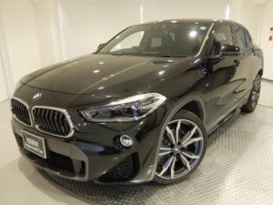 BMW X2 xDrive 20i MスポーツX デビューパッケージ・ブラックレザーシート付