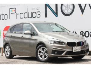 BMW 2シリーズ 218iアクティブツアラー インテリジェントセーフティ プラスパッケージ コンフォートパッケージ パーキングサポートパッケージ 弊社買取車両 コンフォートアクセス パワーバックドア 禁煙車 全車検時記録簿
