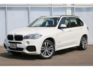 BMW X5 xDrive 35d Mスポーツ黒革20AWパノラマS/R