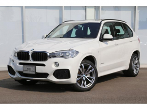 BMW X5 xDrive 35d Mスポーツ黒革パノラマS/R20AW