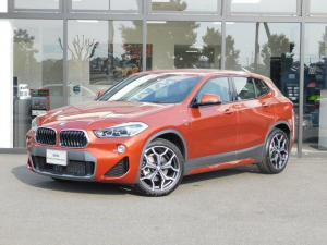 BMW X2 xDrive 18d MスポーツXデモカー19AWLED
