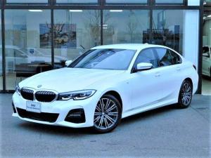 BMW 3シリーズ 320d xDrive Mスポーツ ACC 黒半革 シートH
