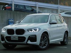 BMW X3 xDrive 20d Mスポーツ弊社デモカーLED半革