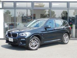 BMW X3 xDrive 20d Mスポーツハイラインパッケージ 黒革