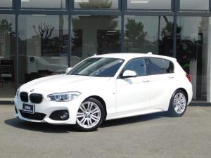 BMW 1シリーズ 118i Mスポーツ弊社下取バックカメラクルコンETC