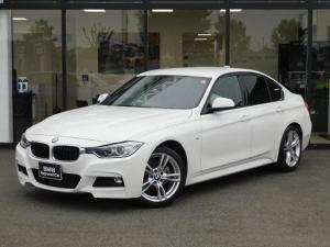 BMW 3シリーズ 320d Mスポーツ ACC 18AW 電動シート Bカメラ