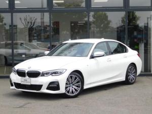 BMW 3シリーズ 320d xDrive Mスポーツ 18AW バックカメラ 前後センサー LEDヘッドライト ACC パドルシフト 半革スポーツ電動シート シートヒーター コンフォートアクセス ミラーETC インテリジェントセーフティ SOSコール