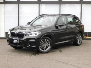 BMW X3 xDrive 20d Mスポーツ 19AW 電動シート シートヒーター ACC 全方位カメラ 全方位センサー コンフォートアクセス オートトランク ヘッドアップディスプレイ LEDヘッドライト フルセグTV インテリジェントセーフティ