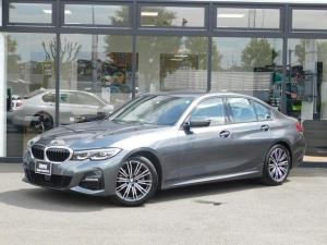 BMW 3シリーズ 320i Mスポーツ 18AW シートヒーター ACC バックカメラ 前後センサー コンフォートアクセス 電動トランク 電動シート LEDヘッドライト パドルシフト ミラーETC SOSコール インテリジェントセーフティ