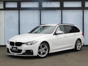 BMW 3シリーズ 320iツーリング Mスポーツ 18AW バックカメラ リアセンサー 電動シート ACC パドルシフト コンフォートアクセス オートトランク LEDヘッドライト ミラーETC SOSコール インテリジェントセーフティ