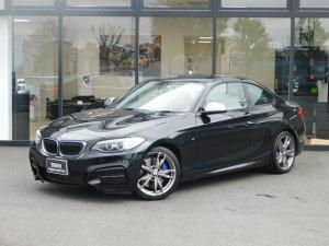 BMW 2シリーズ M235iクーペ 18AW 電動シート バックカメラ リアセンサー コンフォートアクセス ミラーETC パドルシフト インテリジェントセーフティ