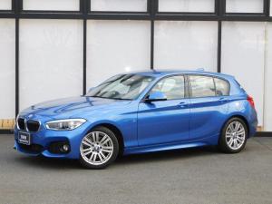 BMW 1シリーズ 118d Mスポーツ 17AW バックカメラ リアセンサー 1オーナー LEDヘッドライト ミラーETC インテリジェントセーフティ 社外フルセグTV