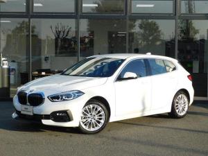 BMW 1シリーズ  118d プレイ 17AW バックカメラ ACC 電動シート 全方位センサー 社外フルセグTV 前後ドライブレコーダー LEDヘッドライト