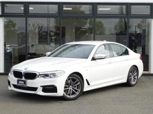 BMW 5シリーズ 523d xDrive Mスピリット 18AW コンフォートアクセス 全方位カメラ 全方位センサー ACC レーンコントロール LEDヘッドライト フルセグTV パーキングアシスト ヘッドアップディスプレイ 電動シート ウッドトリム