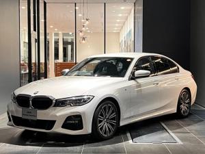 BMW 3シリーズ 320i Mスポーツ コンフォートパッケージ LEDライト 18インチAW ハーフレザー電動シート シートヒーター 前後センサー バックカメラ オートトランク コンフォートアクセス Bluetooth 前車追従機能