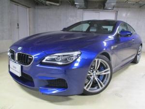BMW M6 左ハンドルLED20AW革当社デモカー新車保証