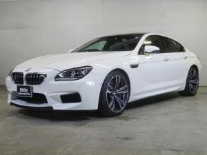 BMW M6 グランクーペ 黒革 20インチAW