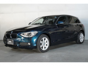 BMW 1シリーズ 116i プラスPKG バックカメラ LEDヘッドライト