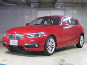 BMW 1シリーズ 118d ファッショニスタ UPグレード 電動シート