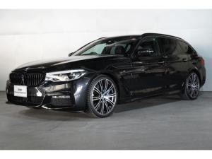 BMW 5シリーズ 530iツーリング Mスポーツ黒革 デビューPKG 20AW