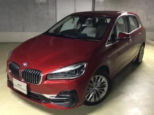 BMW 2シリーズ 218iアクティブツアラー ラグジュアリーコンフォートP