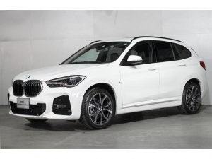 BMW X1 xDrive 18d Mスポーツ サンルーフ 黒革 ACC