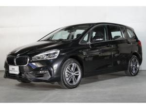 BMW 2シリーズ 218iグランツアラー スポーツコンフォートPセーフティーP