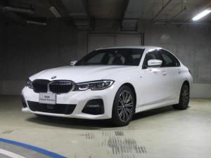 BMW 3シリーズ 320i Mスポーツ コンフォートPヘッドアップジェスチャー