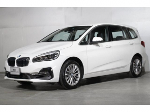 BMW 2シリーズ 218iGR ラグジュアリー luxury ACC