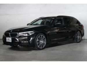 BMW 5シリーズ 530iツーリング Mスポーツ黒革アラームシステム 19AW