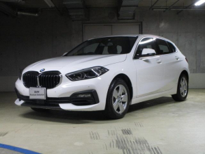 BMW 1シリーズ 118i プレイ コンフォートPナビゲーションP新車保証経書