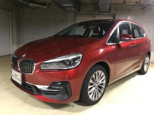 BMW 2シリーズ 218dアクティブツアラー ラグジュアリー コンフォートパッケージ パーキングサポート 17インチアルミホイール