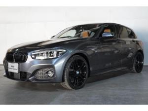 BMW 1シリーズ 118d Mスポーツ エディションシャドー ACC PDC コニャックレザー