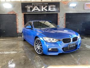 BMW 3シリーズ 320d Mスポーツ 前後スリット入りブレーキローター・新品トランクスポイラー・新品社外19インチホイール・新品タイヤ・新車時保証書&取説&メンテナンスノート&スペアキー有