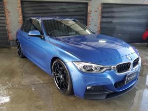 BMW 3シリーズ 320d Mスポーツ H29年式後期型 ドライビングアシスト機能 ユピテル製ドラレコ ACC ADVAMsport装着 LEDヘッドライト&LEDフォグ搭載