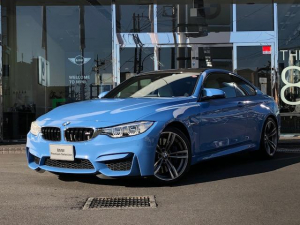 BMW M4 M4クーペ 2年保証 レザーシート ACC カーボントリム