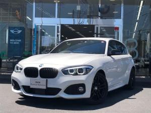 BMW 1シリーズ 118d Mスポーツ エディションシャドー ブラウンレザー