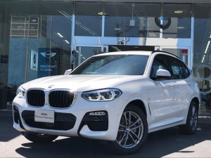 BMW X3 xDrive 20d Mスポーツ ブラックレザー