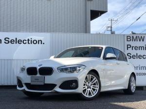 BMW 1シリーズ 118d Mスポーツ コンフォートパッケージ 純正HDDナビ バックカメラ ドライブレコーダー装備
