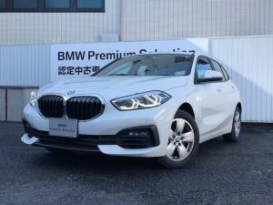 BMW 1シリーズ 118i ナビパッケージ ETC バックカメラ 前後障害物センサー