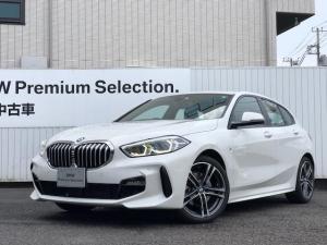 BMW 1シリーズ 118i Mスポーツ 弊社試乗車 純正HDDナビ バックカメラ 電動トランクゲート